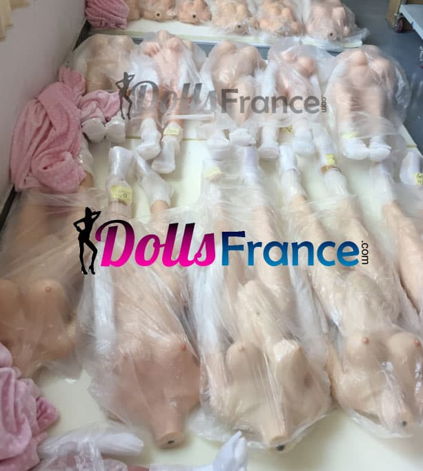 Usine DollsFrance poupées sexuelles silicone